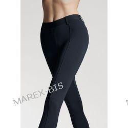 Gatta Spodnie legginsy z kantem Trendy Black