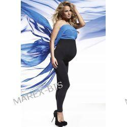 BAS BLEU Legginsy ciążowe ANABEL Odzież, Obuwie, Dodatki