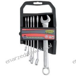 Komplet 6 kluczy płasko-oczkowych, MN-51-236