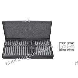 Komplet kluczy trzpieniowych - 40 części, MN-54-801