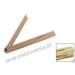 Kątownik drewniany nastawny, MN-83-118