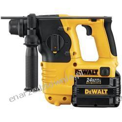 DeWALT 3-funkcyjna młotowiertarka 24 V, NiCd 2,0 Ah, DC223KA
