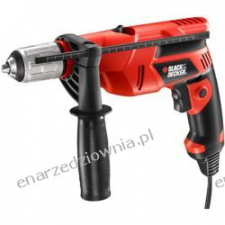 BLACK & DECKER Wiertarka udarowa 650 W, 13 mm, KR653