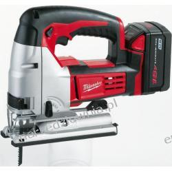 MILWAUKEE Wyrzynarka akumulatorowa Heavy-Duty, 18 V / 3,0 Ah, HD18 JS