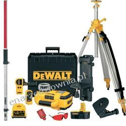 DeWALT Zestaw laserowy, DW079PKH