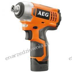AEG Kompaktowy klucz udarowy BSS 12C Li, 12V