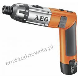 AEG Wkrętarka prosta SE 3,6 NiMH, 3.6V