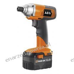 AEG Kompaktowy klucz udarowy BSS 14 NiCd, 14.4V