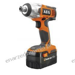 AEG Kompaktowy klucz udarowy BSS 18 NiCd, 18V