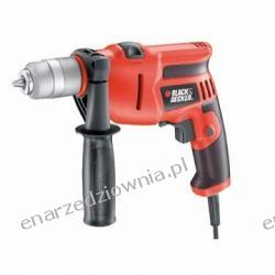 BLACK & DECKER Wiertarka udarowa 710 W, CD71CKD