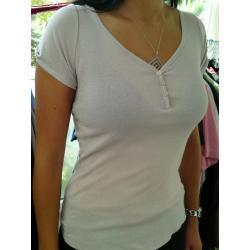 bluzka z krótkim rękawem CRISTINAEFFE