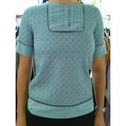 bluzka z krótkim rękawem CARLING