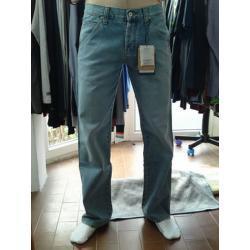spodnie jeansowe, długie COTTONFIELD