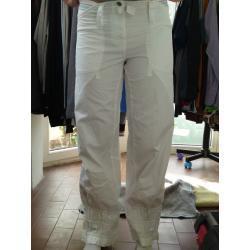 spodnie długie, SPORTMAX CODE
