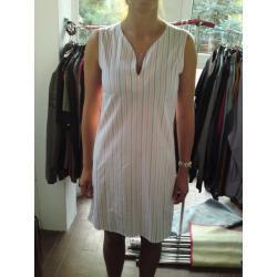 sukienka do kolana, bez rękawów OLIVIER DESFORGES