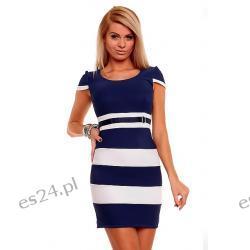 Najnowsza kolekcja - sexi sukienka pasy S Sukienki wieczorowe