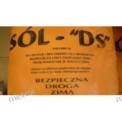 sól drogowa do usuwania gołoledzi 10kg 1szt Zagęszczarki