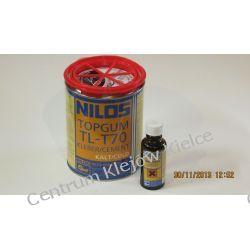 Klej do taśmociągów NILOS  T70 niepalny zestaw 1 kg klej guma -metal -tkanina