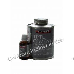 Klej do gumy i metalu oraz  taśmociągów TPTL CEMENT 2000 (dawniej  Rema TIP TOP  SC 2000 czarny 1 kg  Nieskategoryzowane