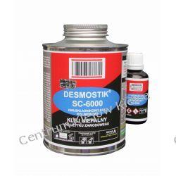 DESMOSTIK SC 6000 klej do taśmociągów(  NIEPALNY )promocja - 1 kg ( DESMOSTIC  SC 6000 )  nie zawiera TRI  Nieskategoryzowane