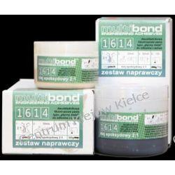"""Multibond 1614 dwuskładnikowa pasta epoksydowa odlewnicza typu: """"płynny metal"""" w kolorze szarym, mieszana 2:1 objętościowo, o średnim czasie wiązania Pozostałe"""