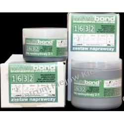 """Multibond 1632 (dawne oznaczenie 16A) dwuskładnikowa pasta epoksydowa aluminiowa typu: """"płynny metal"""" w kolorze szarym, mieszana 2:1 objętościowo, o średnim czasie wiązania"""