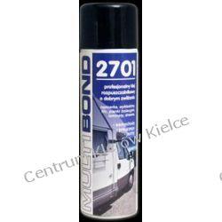 Klej w sprayu MULTIBOND 2701 pianki, tkaniny obiciowe, wykładziny, filc, skórę, laminaty, drewno, metale