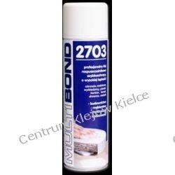 Klej w sprayu MULTIBOND 2703 szybki , gęsty laminaty, obrzeża i płyty meblowe, korek, karton, wykładziny, drewno, metale Nieskategoryzowane