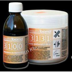 Klej poliuretanowy 2 składnikowy MULTIBOND gęsty , wolny do metali, drewna, płyt G-K, styropianu, wełny mineralnej, szkła, kamienia