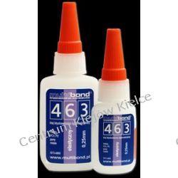 Multibond-463 Elastyczny klej cyjanoakrylowy, o błyskawicznym działaniu i dużej lepkości 50 g Chemia