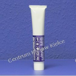 Klej do uszczelek samochodowych i listw bocznych biały - małe praktyczne opakowanie 80 ml Chemia