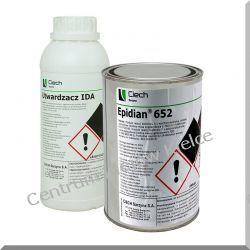 EPIDIAN 652 żywica epoksydowa odlewnicza 1kg plus utwardzacz 500 g