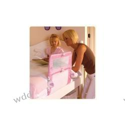 Barierka ochronna do łóżka różowa DELTIM BY LINDAM