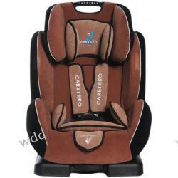 Fotelik samochodowy Caretero Diablo Xl limited brown