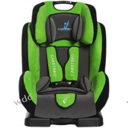 Fotelik samochodowy Caretero Diablo Xl limited green