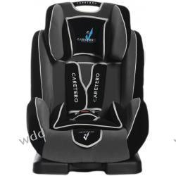 Fotelik samochodowy Caretero Diablo Xl limited grey