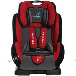 Fotelik samochodowy Caretero Diablo Xl limited red