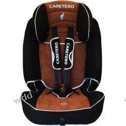 Fotelik samochodowy Caretero Safira brown