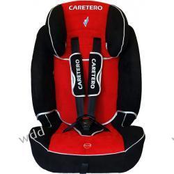 Fotelik samochodowy Caretero Safira red