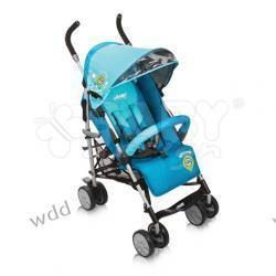 Wózek spacerowy Baby Design Travel 05 niebieski kolekcja 2011