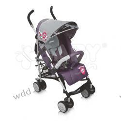 Wózek spacerowy Baby Design Travel 06 fiolet kolekcja 2011