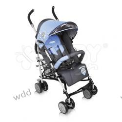 Wózek spacerowy Baby Design Travel 07 grafit kolekcja 2011