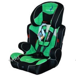 Fotelik samochodowy Caretero Spider 9-36kg zielony