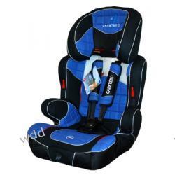 Fotelik samochodowy Caretero Spider 9-36kg niebieski