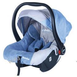 Fotelik samochodowy Baby Design Dumbo 01