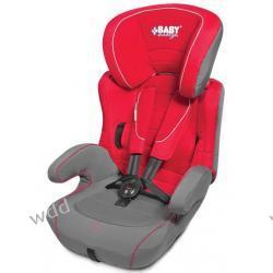 Fotelik samochodowy Baby Design Jumbo Aero 02 czerwony