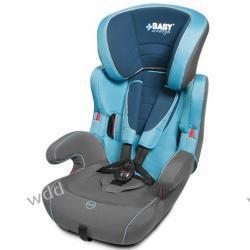 Fotelik samochodowy Baby Design Jumbo Aero 03 niebieski