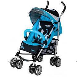 Wózek spacerowy Baby Design Travel turkusowy