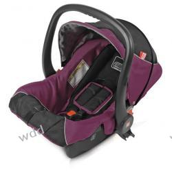 Fotelik samochodowy Baby Design Espiro multi fiolet