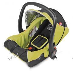 Fotelik samochodowy Baby Design Espiro multi zielony
